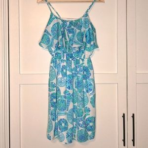 Lilly Pulitzer XS Slip Dress